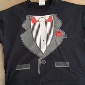 Other - Tuxedo T-Shirt